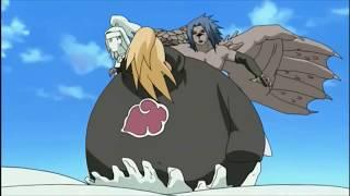 As 15 melhores lutas Naruto Shippuuden