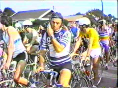Spenco National Multisport Triathlon Championships Otaki 1985 - Part One