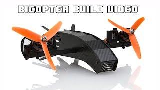 RCExplorer BICOPTER BUILD/setup video