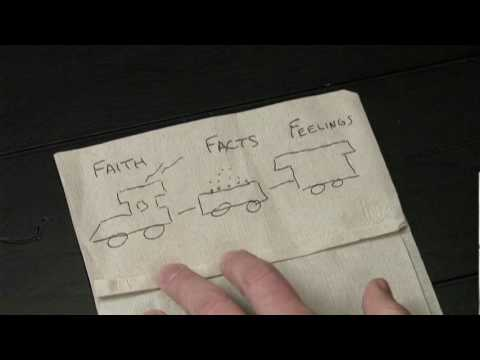 Napkin Theology 2 - Faith, Facts, and Feelings