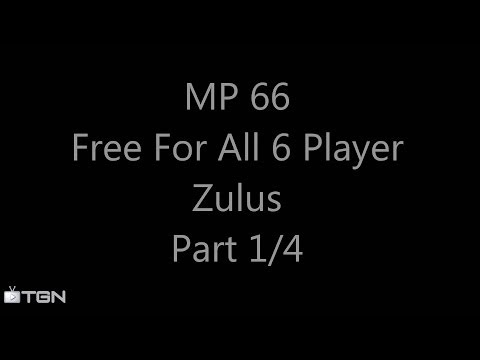 MP 066 Part 1/4:Zulus (Civilization V Brave New World 6 Player Free For All) Gameplay/Commentary