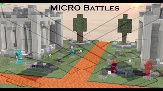 Micro Battles. The HYPE!!!!