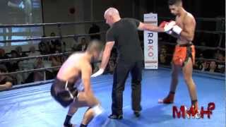 Kickboxing Killer: Jauncey vs Corona