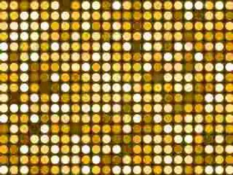 Flashing Circles - Gold Video