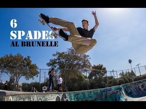 6 Spades - Al Brunelle