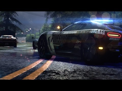 Need for Speed Rivals - Policía Contra Corredor Trailer (Oficial)