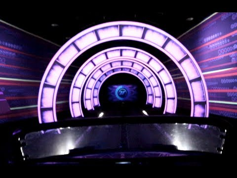 Test Track 2.0 (Full Ride) - Nighttime - HD POV