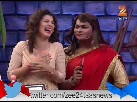Chala Hawa Yeu Dya Tejaswini Pandit & Jyoti Chandekar Part 2 On 25th November