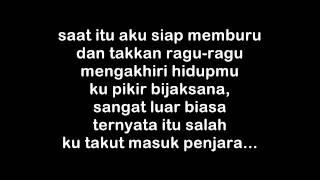 Download Lagu Endank Soekamti - Semoga Kau di Neraka (lyrics on screen) Gratis STAFABAND