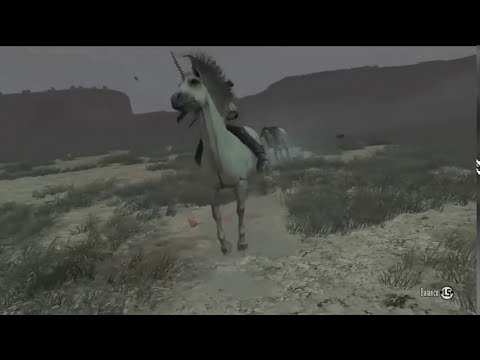 Red Dead Redemption Undead Nightmares: Chupacabra & Unicorn