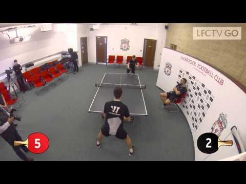 LFC table tennis