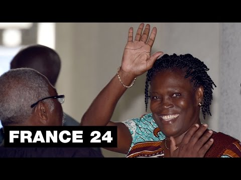 Simone Gbagbo dénonce