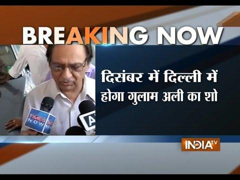 Ghulam Ali to Perform in Delhi in December, says Arvind Kejriwal - India TV
