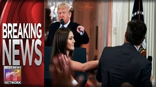BOOM! Trump Smacks DOWN Acosta in EXCLUSIVE Oval Office Interview - His Career is OVER!