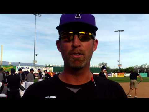 Tarleton State NCAA Baseball Post Game
