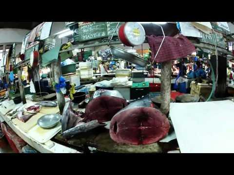 Dumaguete Public Market - Philippines Expat