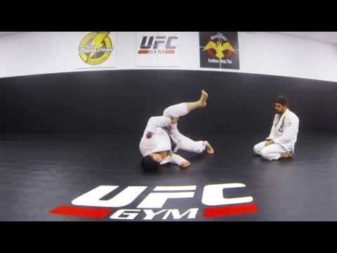 3 Hooksweeps from Butterfly Guard!