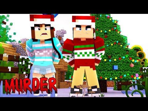DUPLA DE NATAL! - Minecraft Murder Mystery