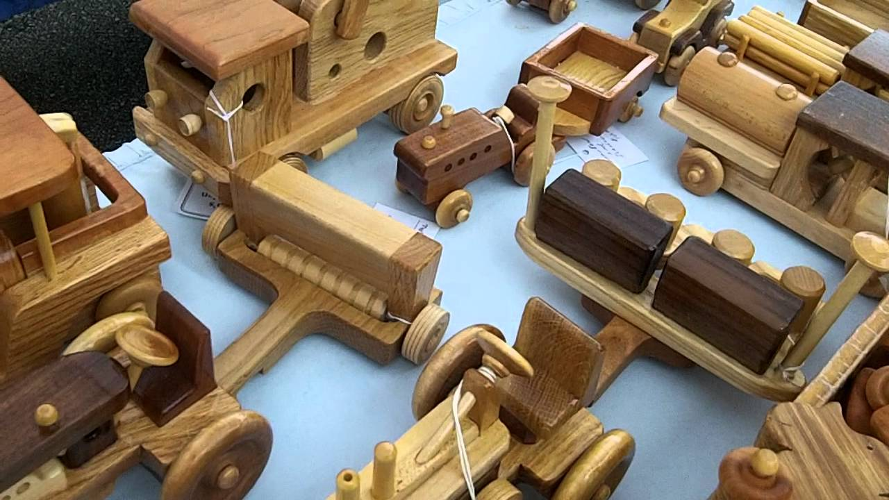 Hand Made Wooden Toys by Pap's Wooden Toys - YouTube