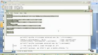 C Programming - Using C on the Web