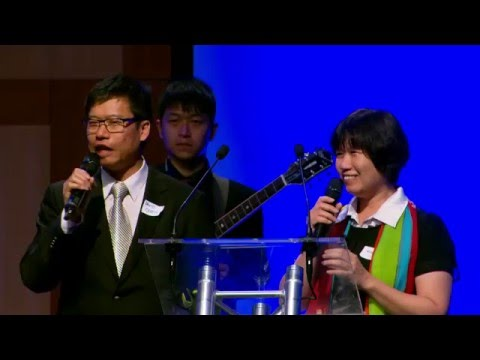 David Chen National Day of Prayer and Fasting 2016