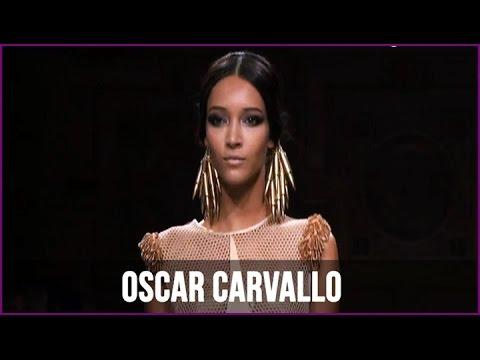 Oscar Carvallo Haute Couture | Paris Couture Fashion Week Fall/Winter 2014-15