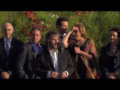 The Hobbit: An Unexpected Journey Video 10, The Premiere