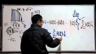 FCS数学教室/微積【積分記号の説明】