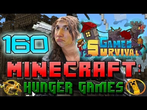 Minecraft: Hunger Games w/Mitch! Game 160 - Sacrifice of Survival Games 6!