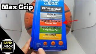 "NBA Spalding Basketball Max Grip Premier Play 29.5"" Full Size"