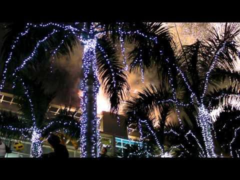 Countdown 2011 Happy New Year @ Central World Bangkok Thailand