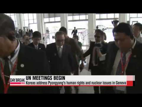 UN meetings bring North Korea′s human rights and nuclear issues under spotlight