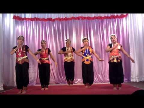 Semi - Classical Devotional Group Dance video