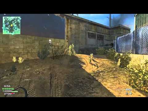 MW3 - MW3: G36C Gameplay | TDM on Dome (Modern Warfare 3)