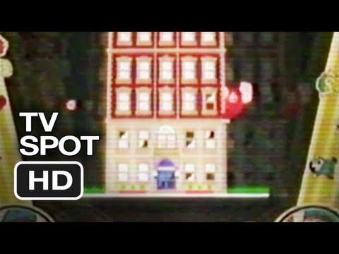 Wreck-It Ralph TV SPOT - Retro (2012) - Disney Animated Movie HD