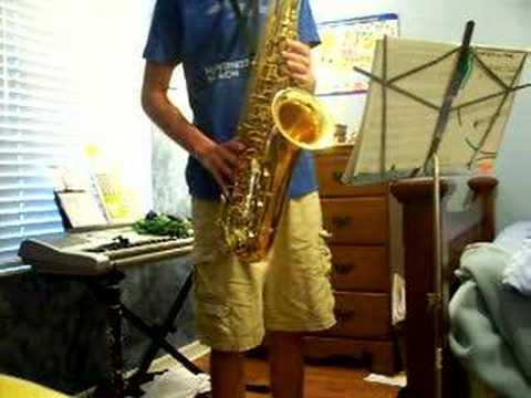 Jazz Sax Ballad