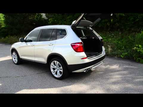 2011 BMW X3 - WINDING ROAD Quick Drive