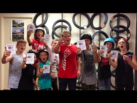 Lil Pros BMX Tour AUSTRALIA: Day 1 - Ride On Skatepark - Brisbane, Queensland
