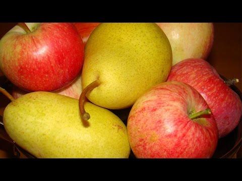 Натуральный яблочно-грушевый сок (в домашних условиях). Яблочно-грушевое повидло.