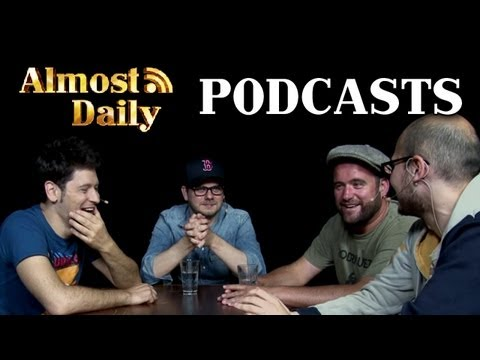 Almost Daily #44: Podcasts
