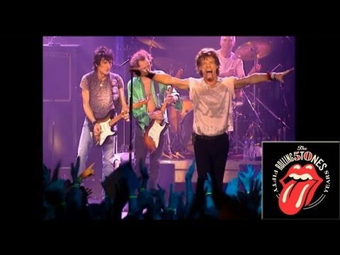 The Rolling Stones - That's How Strong My Love Is - Live OFFICIAL