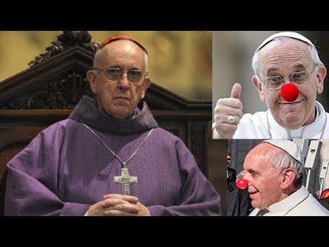 Francisco: apóstata, masón, el Falso Profeta - Caída de la Iglesia