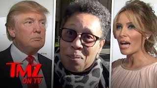 Melania Knows Trump Is A Dog! | TMZ TV