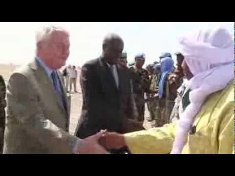 Tessalit Mali UN Visit