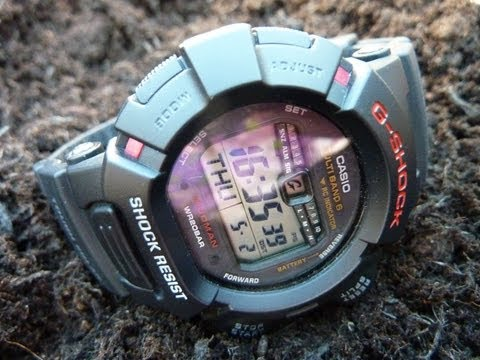 G-Shock GW-9010-1ER review