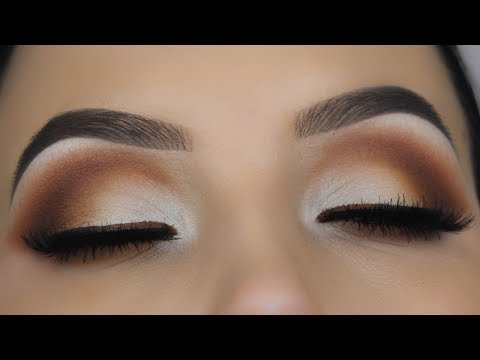 Timeless Matte Brown Eye Makeup Tutorial
