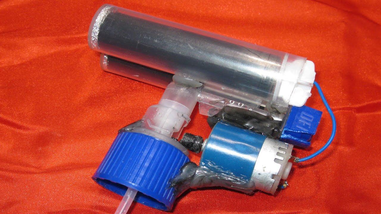 Самодельный электрический краскопульт своими руками 6