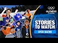 Speed Skating Stories to Watch at PyeongChang 2018 | Olympic Winter Games MP3