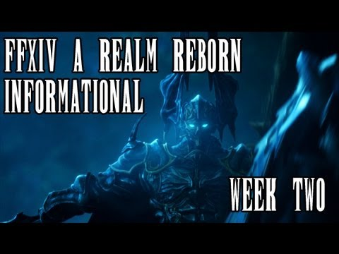 "FFXIV: ARR Informational Week 2: ""Buddy"" System. Limit Breaks. Final ..."