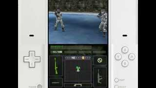 Call of Duty: Modern Warfare 3: Defiance - Nintendo DS - Part 1